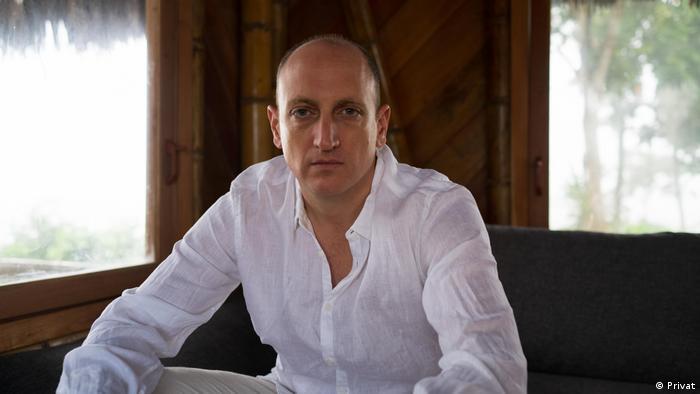 Jurist Stefan Krauth