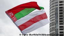 Belarus Minsk | Proteste gegen Wahl