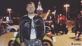 Александр Кордюков до суда (фото из личного архива)