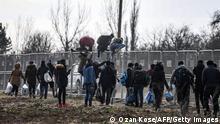 Bruch des Flüchtlingsdeals 2020 | Eskalation an der türkisch-griechischen Grenze