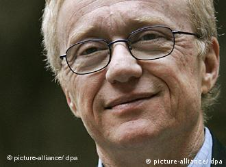 Porträt David Grossman (Foto: dpa/picture-alliance)