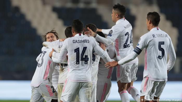 UEFA Champions League | Atalanta v Real Madrid