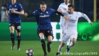 UEFA Champions League | Atalanta v Real Madrid