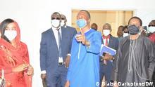 Tschad | Succès Masra kanditiert für die Präsidentschaftswahl