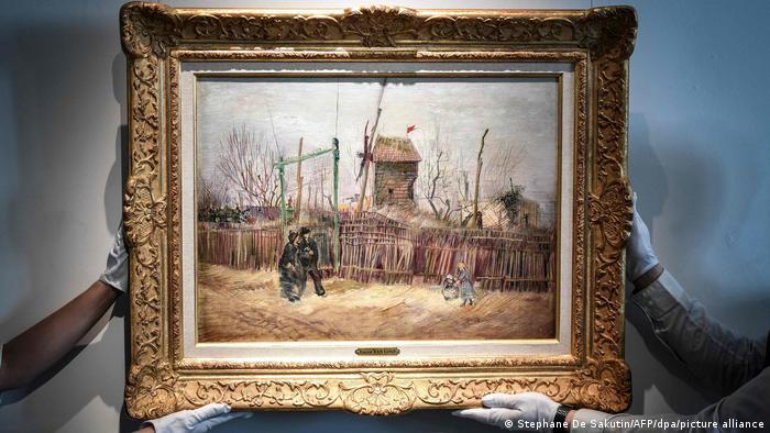 La obra oculta de pintor neerlandés, Vincent van Gogh.