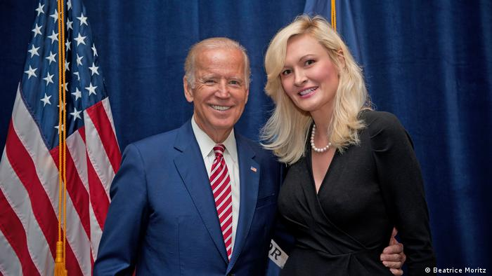 Joe Biden, predsjednik SAD-a i Amra Šabić-El-Rayess