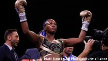 USA Atlantic City | PFL | Claressa Shields