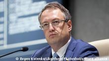 Stellvertretender Minister für Innere Angelegenheiten der Ukraine Anton Heraschtschenko