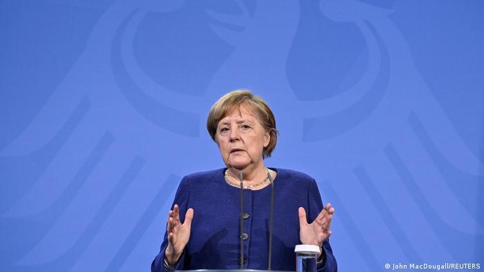 Cancelara Angela Merkel a condiţionat redeschiderea magazinelor şi reluarea vieţii sociale de scăderea valorii incidenţei la 35