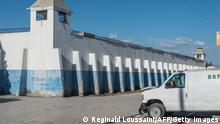 Haiti I Fluchtversuch im Gefängnis Croix des Bouquets