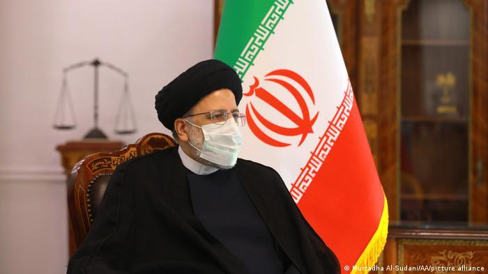 Избранный президент Ирана Эбрахим Раиси (фото из архива)