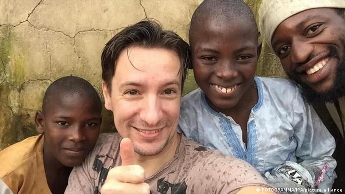 Luca Attanasio était en RDC depuis 2017