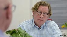 DW Sendung Fit und Gesund | Experte Dr. Stephan Kewenig