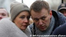 Russland Temirlan Eskerkhanov Fall Boris Nemtsov - Alexei Navalny