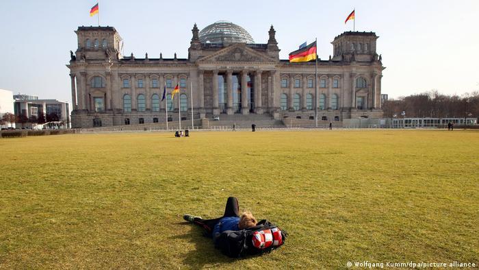Deutschland | Frühlingstemperaturen in Berlin