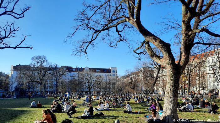 Park u Berlinu