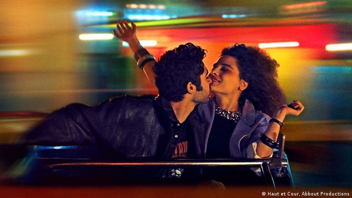 Berlinale Filmfest 2021 l Filmstill ausMemory Box mit Hassan Akil und Manal Issa