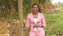 Eco Africa Sendung #257 - Moderatorin Sandrah Twinoburyo