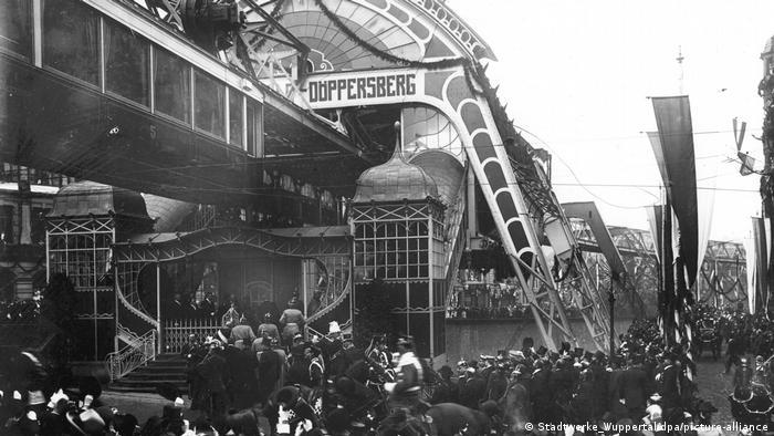 Вупперталь, 1900 год