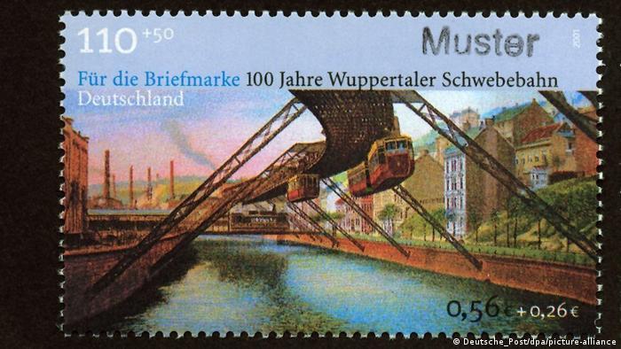 Почтовая марка, 2001 год