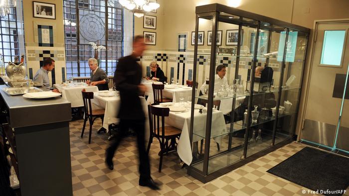 Бушон - традиційний ресторан у Ліоні (Франція)