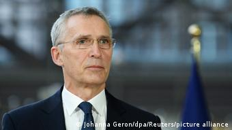 NATO Genel Sekreteri Jens Stoltenberg