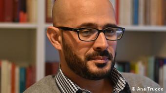 Martín Baña, profesor adjunto en la cátedra de Historia de Rusia de la Universidad de Buenos Aires e investigador del CONICET