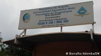 Universität Agostinho Neto, Fakultät für Literatur und Sozialwissenschaften
