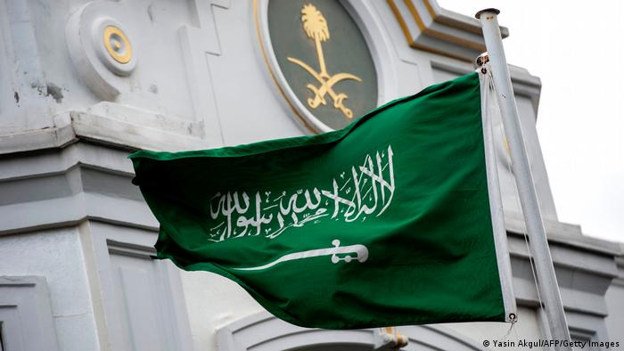 Türkei I Konsulat Saudi Arabien in Istanbul