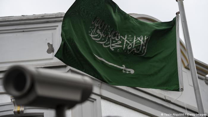 Kaşıkçı, Suudi Arabistan'ın İstanbul Başkonsolosluğunda öldürülmüştü.