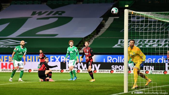 SV Werder Bremen - Eintracht Frankfurt