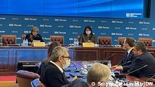 Russland Moskau Treffen