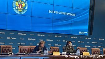 Элла Памфилова и Майя Гришина