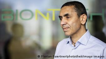 Сооснователь фармацевтическойфирмы BionTech/Pfizer Угур Шахин