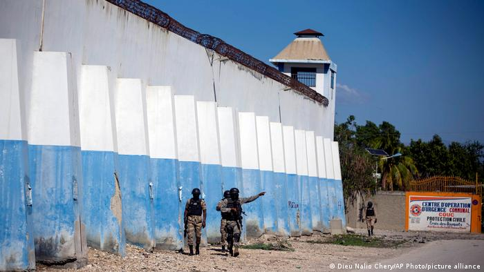 Zatvor Kroa de Buke u Port o Prensu - nije prvi put da se odavde beži