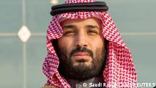 Saudia Arabien Kronprinz Mohammed bin Salman