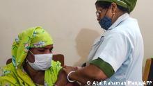 Bangladesch Corona-Pandemie | Impfung