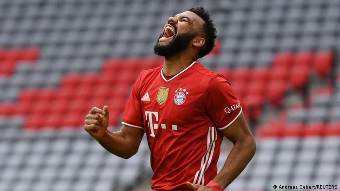 Bundesliga - Bayern München v FC Köln | Tor Eric Maxim Choupo-Moting