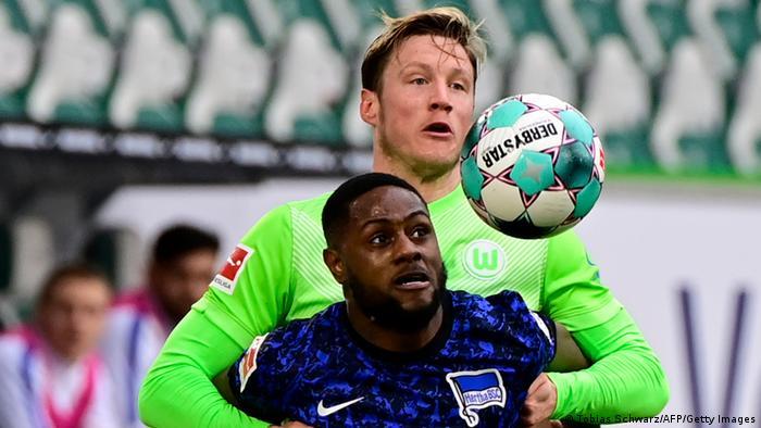 VfL Wolfsburg - Hertha BSC.