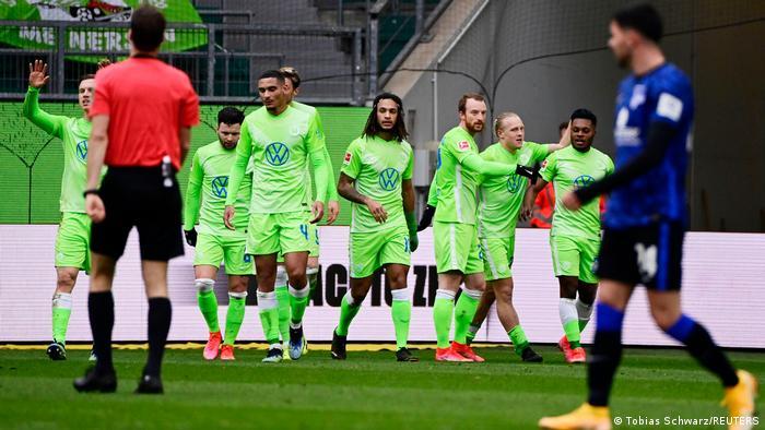 Fußball Bundesliga | VfL Wolfsburg - Hertha BSC