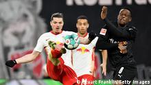 Fußball Bundesliga | RB Leipzig - Mönchengladbach