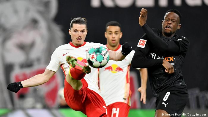 RB Leipzig - Mönchengladbach.
