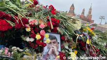 Russland | Gedenktag Boris Nemzow in Moskau