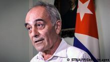 Botschafter der EU in Kuba, Alberto Navarro.