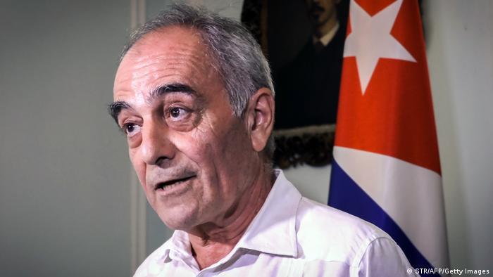 Посол ЕС на Кубе Альберто Наварро
