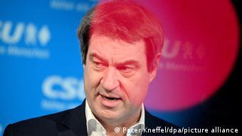 Το πιθανότερο είναι ο Μάρκους Ζέντερ να παραμείνει πρωθυπουργός της Βαυαρίας