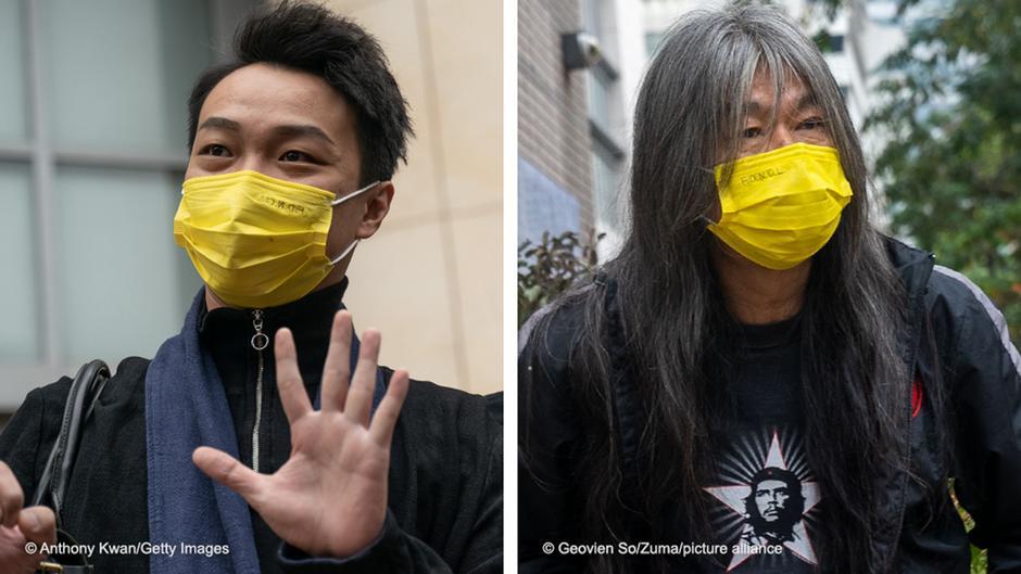 岑子傑、梁國雄均在周日被起訴之列
