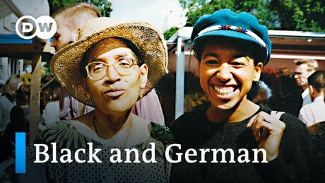 Audre Lorde and May Ayim in Berlin