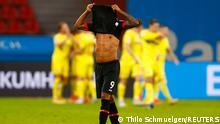 Fußball Bundesliga 23. Spieltag |Bayer Leverkusen vs. SC Freiburg | 2. TOR Freiburg