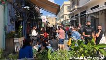 Israel | Coronavirus |Kulturöffnungen